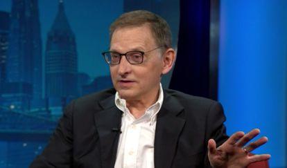 Ian Lipkin, epidemiologista da Universidade Colúmbia, durante uma entrevista à CNN.