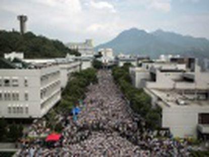 Protesto se soma a movimento contra restrição ao direito de voto