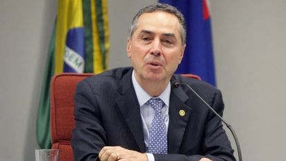 O ministro Luís Roberto Barroso, relator do caso.
