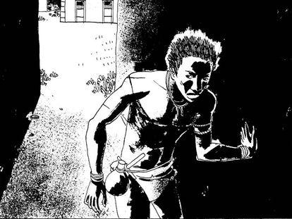 O brasileiro que venceu 'Oscar' dos quadrinhos com história sobre escravidão