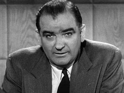 Joseph McCarthy.