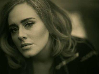 Adele estreia novo clipe e lança a música 'Hello', do disco '25'