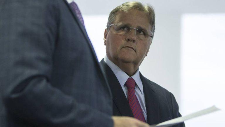 O ministro da Secretaria de Governo, Geddel Vieira Lima, em Brasília.