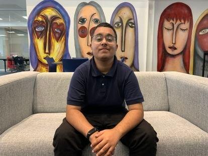 Arthur Saladino, 24, foi a primeira pessoa Trans a ingressar no EBANX; empresa conta com ações de promoção à diversidade.