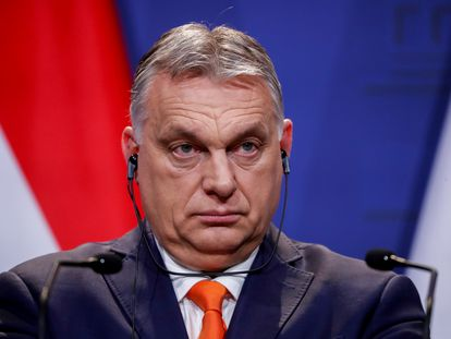 O primeiro-ministro húngaro, Viktor Orbán.