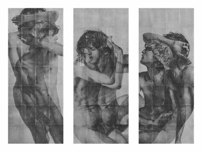 Mirrored decline (Declive reflejado), 2018