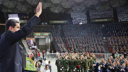 Nicolás Maduro, na última sexta-feira