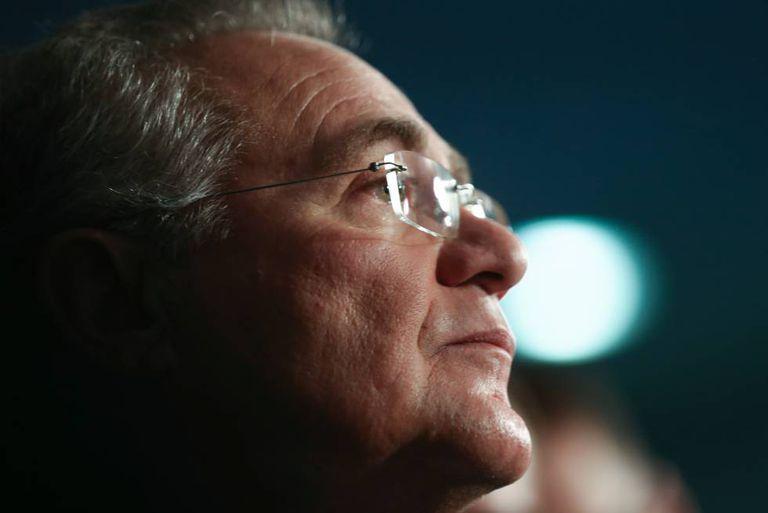 Renan Calheiros, o autor do projeto sobre abuso de autoridade.
