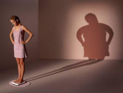 Dia Mundial da Saúde Mental. A anorexia e a bulimia causam erros de percepção.