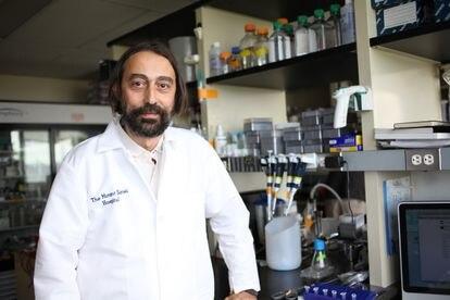 Adolfo García-Sastre, virologista especializado em patógenos emergentes do Hospital Monte Sinai, em Nova York.