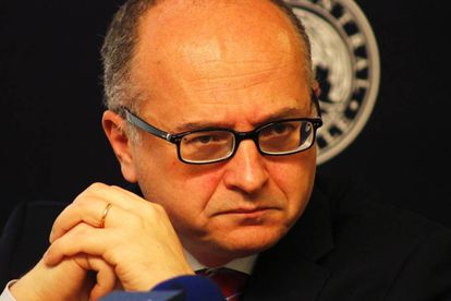 O chefe da missão do FMI na Argentina, Roberto Cardarelli, em foto de arquivo.
