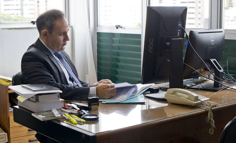 Promotor Eduardo Nepomuceno está no MP há mais de 20 anos.