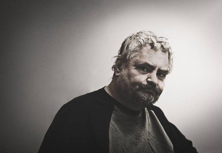 Johnston, em uma imagem de arquivo.