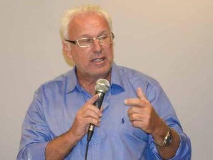 Francisco José Campaner, prefeito de Ribeirão Bonito (SP), assassinado a tiros.
