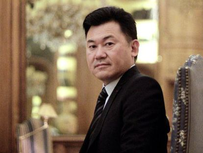 Hiroshi Mikitani, fundador e conselheiro delegado da Rakuten.