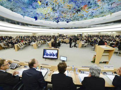 Conselho de Direitos Humanos das Nações Unidas (ONU).