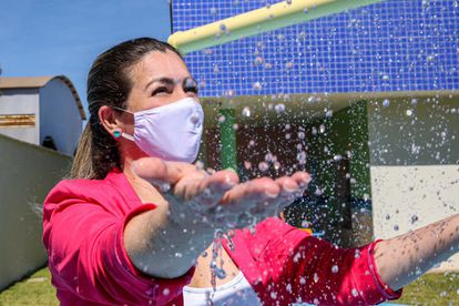 Cinthia Ribeiro (PSDB) foi reeleita prefeita de Palmas, capital do Tocantins.