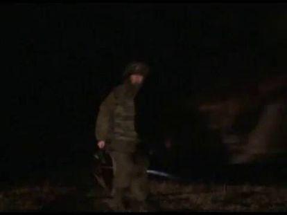 Manobras do Exército russo.