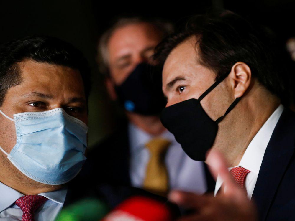 Congresso antecipa debate por sucessão de Maia e Alcolumbre enquanto Bolsonaro se ancora no Centrão – EL PAÍS Brasil
