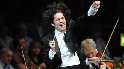 Regência de Gustavo Dudamel
