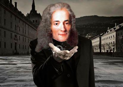 Voltaire garantiu sua independência financeira jogando na loteria.