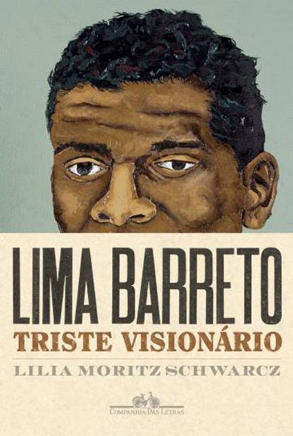 Capa da biografia de Lima Barreto