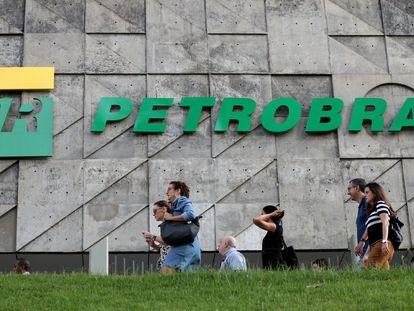 Prédio da Petrobras, no Rio de Janeiro.