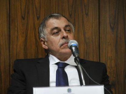 Paulo Roberto Costa, em depoimento na CPI da Petrobras, em setembro.