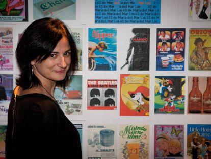 A jornalista jiennense María do Mar Moreno, redatora chefa de 'S Moda'.
