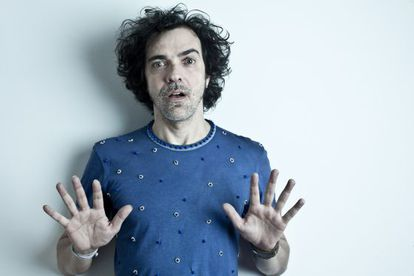 O músico Paulinho Moska