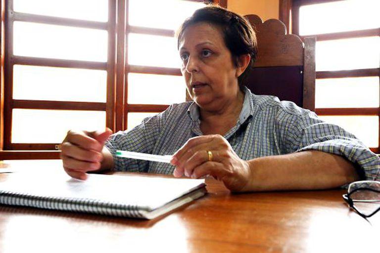 Roseli Ruiz, em entrevista na última sexta.