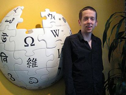 Kevin Gorman, primeiro editor institucional da Wikipedia.