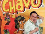 El comediante mexicano Roberto Gómez Bolaños, más conocido como Chespirito, falleció este viernes a los 85 años de edad en su residencia en Cancún.