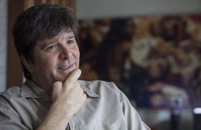 O escritor Marcelo Rubens Paiva