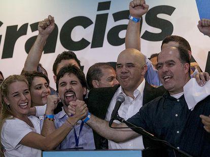 Venezuela inicia uma nova era com a oposição na maioria do Parlamento