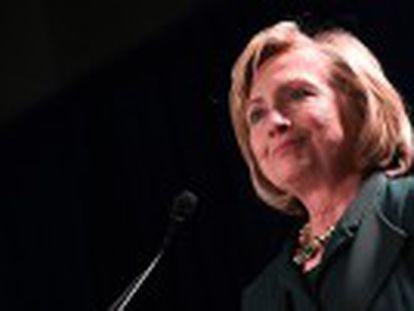 Ex-secretária de Estado já se prepara para a corrida presidencial de 2016. Os conservadores continuam sem um candidato claro