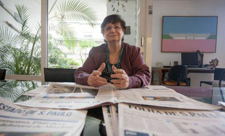 A socióloga Fátima Pacheco Jordão.