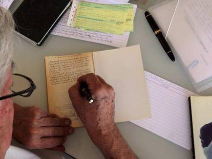 Mario Vargas llosa fala de seu momento literário e pessoal.