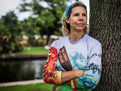 A engenheira americana Judy Perkins está há dois anos e meio sem câncer após receber uma terapia experimental baseada no autotransplante de seus próprios linfócitos