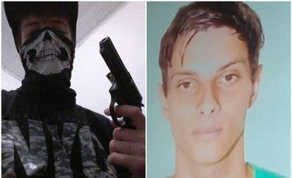 Guilherme e Luiz Henrique realizaram o ataque que deixou 8 mortos. Os dois se suicidaram