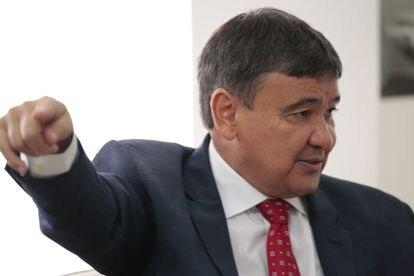 O governador do Piauí Wellington Dias.