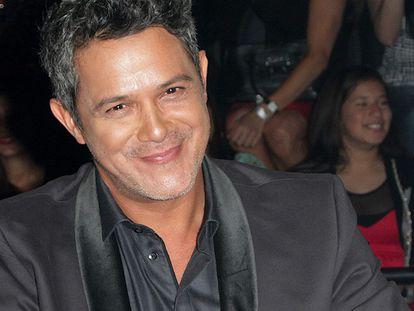 Alejandro Sanz, em 22 de novembro de 2015.