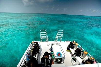 O recife de corais de Belize é o segundo maior do mundo e uma verdadeira joia turística do país.