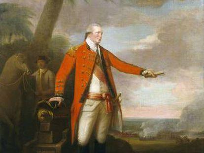 Sir Hector Munro, pintado por David Martin (1785), exposto na National Gallery de Londres.