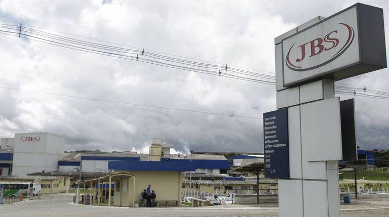 Instalações da JBS em Paraná