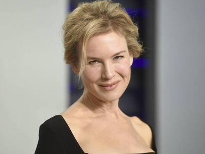 A atriz Renée Zellweger. No vídeo, o trailer de 'Judy', o filme que estreia em setembro, onde Zellweger interpreta Judy Garland.