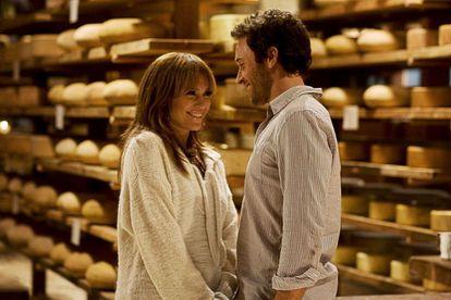 Jennifer Lopez e Alex Ou'Loughlin ('Plano B').