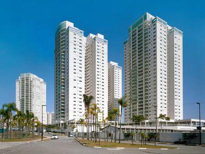 Condomínio residencial em São Paulo