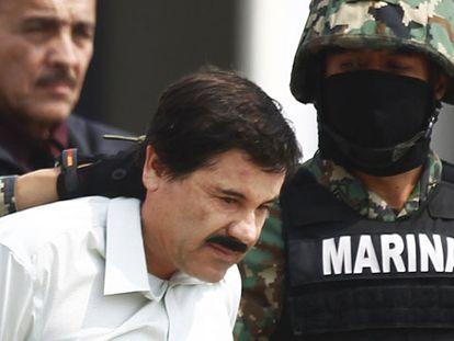 A captura de 'El Chapo' fragmentará o negócio do narcotráfico no México