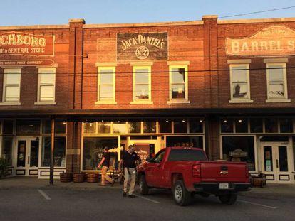 Na terra do Jack Daniel's, é proibido beber